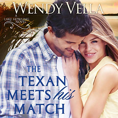 The Texan Meets His Match cover art