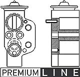 Mahle AVE 115 000P Válvula de expansión y Tubo de Orifice