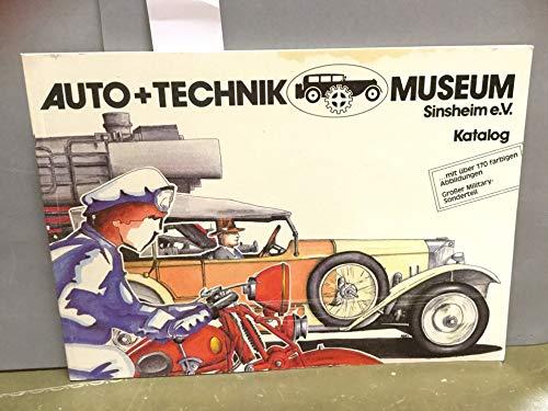 Auto + Technik Museum Sinsheim e.V. katolog