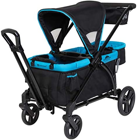 Baby Trend Expedition 2 in 1 Stroller Wagon PLUS Ultra Marine product image