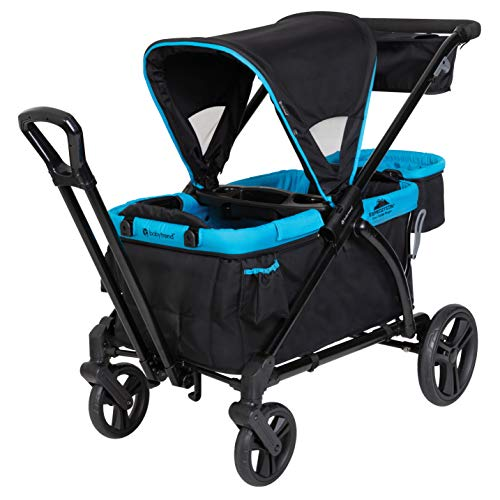 Baby Trend Expedition 2-in-1 Stroller Wagon Plus - Ultra Marine
