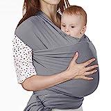 Lictin Fascia Porta Bambino - Fascia Porta Bebè Elastica, Baby Wrap,...