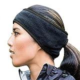 *DAG-*Outdoor *Supplies Accessoris d'Esports a l'aire lliure Diadema per a Exercicis, Dormir, Esports, meditació i relaxació - Negre
