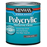 Minwax 65555444 Polycrylic Protective Wood...