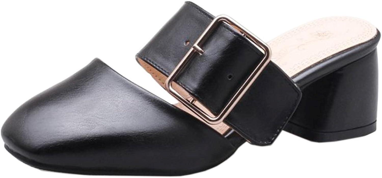 AicciAizzi Women Slip On Mules shoes