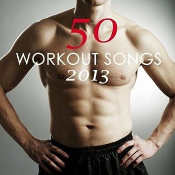 50 Workout Songs 2013: Best Workout Motivation Music, Body Building, Running, Jogging, Spin Bike, Aerobics, Gag & Cardio