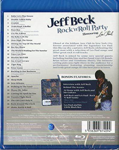 Rock 'N' Roll Party Honouring Les Paul [Blu-ray]