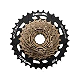 SHIMANO MF-TZ500 Tourney 7 Speed, 14-28t Freewheel