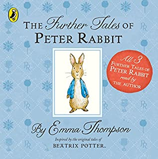 The Further Tales of Peter Rabbit audiobook cover art
