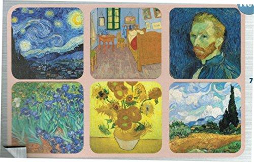 Sous verres/Sous bock PEINTURES DE Vincent Van Gogh