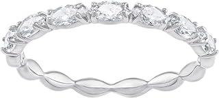 Vittore Marquise Ring White Rhodium Plated