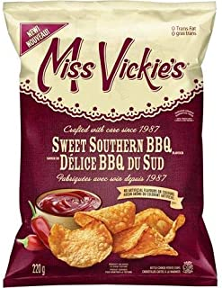 Miss Vickies Kettle Cooked Sweet Southern BBQ Potato Chips (1-Pack)