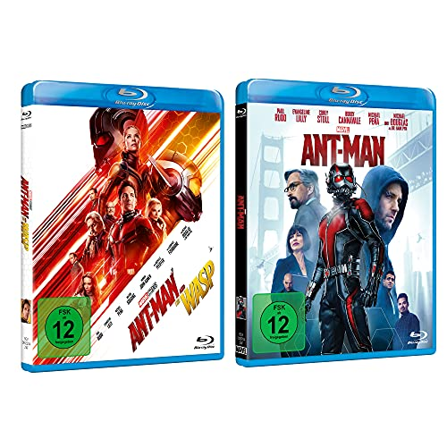 Ant-Man Blu-ray Collection