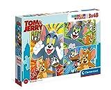 Clementoni Tom and Jerry Puzzle Infantil, Multicolor (25265)