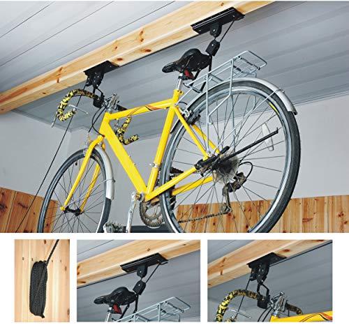 JOCCA Soporte De Techo Para Bicicleta