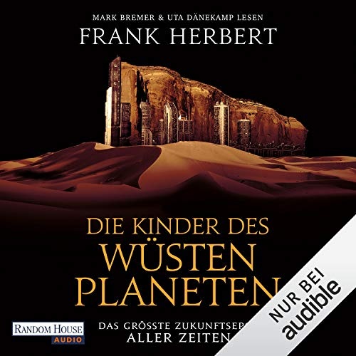 Die Kinder des Wüstenplaneten cover art