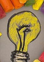 igsticker ポスター ウォールステッカー シール式ステッカー 飾り 841×1189㎜ A0 写真 フォト 壁 インテリア おしゃれ 剥がせる wall sticker poster 006759 ユニーク 写真 チョーク 電球