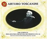 COMPLETE PHILADELPHIA RECORDINGS 1941 & 1942(3CD) by A. TOSCANINI & PHILADELPHIA O (2007-01-24)