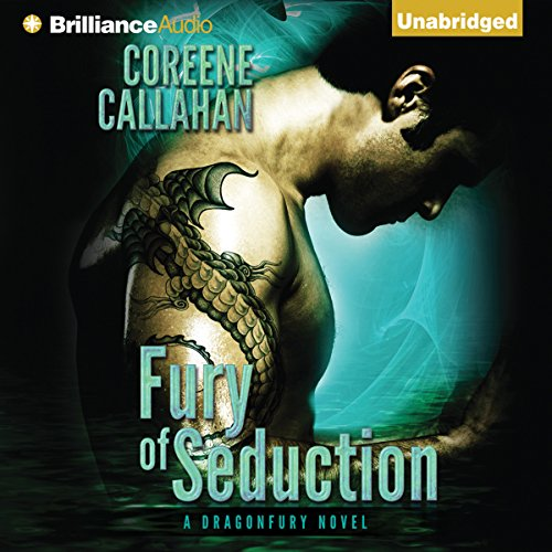 Fury of Seduction     Dragonfury, Book 3              By:                                                                                                                                 Coreene Callahan                               Narrated by:                                                                                                                                 Benjamin L. Darcie                      Length: 13 hrs and 5 mins     1,288 ratings     Overall 4.4