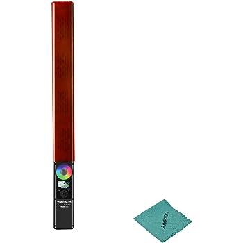 Yongnuo YN360 III Lumi/ère vid/éo LED am/élior/ée avec temp/érature de couleur r/églable 3200 K-5600 K