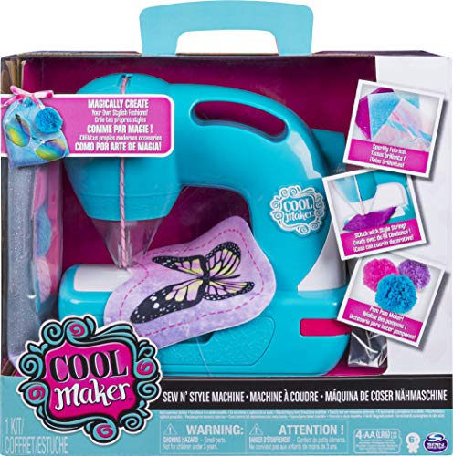Cool MAKER Machine Vary Cool Maker Sew n