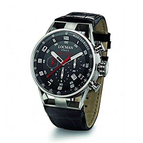 Locman Montecristo Anniversary - Reloj automático para hombre, edición limitada 300
