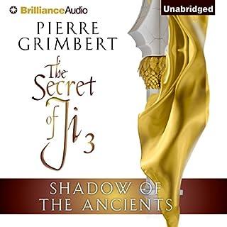 Couverture de Shadow of the Ancients