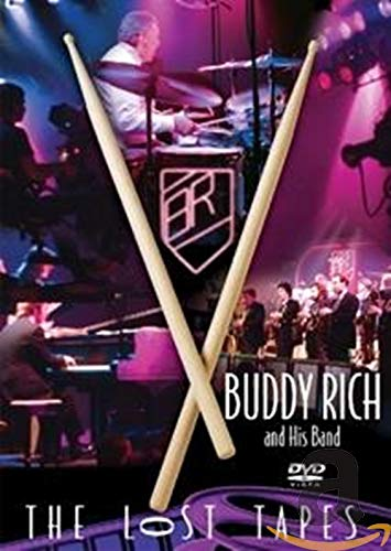 Buddy Rich & His Band - The Lost Tapes