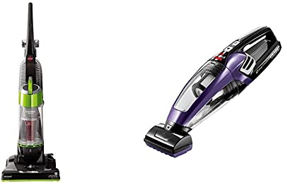 BISSELL Green Cleanview Hand Vac Bundle