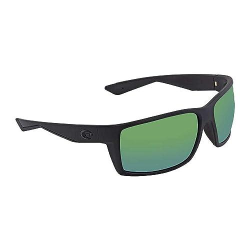 528305e6e6 Costa Blackout Green Mirror Reefton 580P Sunglasses