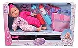 Gi-Go 14' Baby Doll with Stroller Set