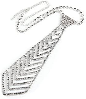 mode de premier ordre énorme inventaire beaucoup de styles Amazon.fr : collier cravate : Bijoux