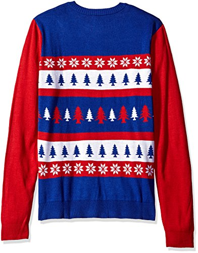 New York Giants One Too Many Ugly Sweater Extra Large