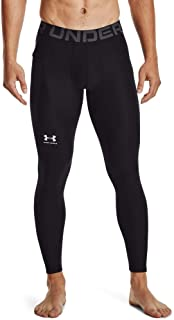 Under Armour Men's Ua Hg Armour Leggings Comfortable and Robust Gym Leggings, Lightweight and Elastic Thermal Underwear wi...
