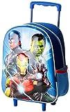 Cerdá Avengers, Mochila con Ruedas Infantil 3D de The Avangers - Licencia Oficial Marvel Studios...