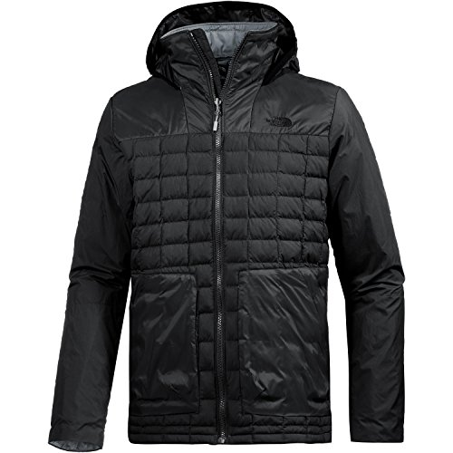 THE NORTH FACE Herren Thermoball M Thrmbll Fz Zip-in TNF Black, M