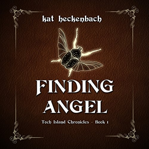 Finding Angel audiobook cover art