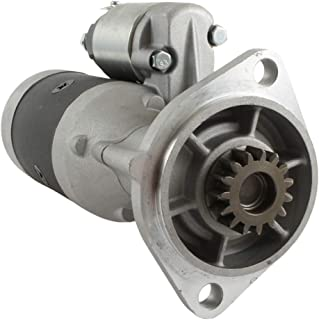 DB Electrical SHI0112 Starter for John Deere Excavator 50Zts, Mower 3325, 3365, Tractor 3325
