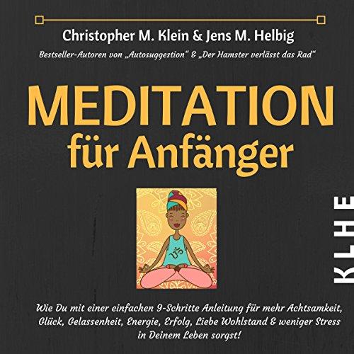 Meditation für Anfänger Titelbild