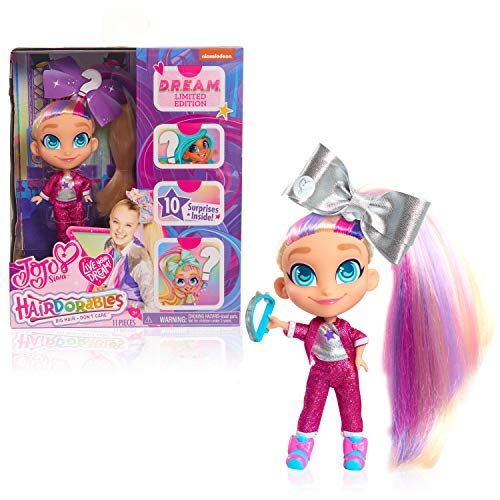 JoJo Siwa Hairdorables (D.R.E.A.M. Limited Edition)