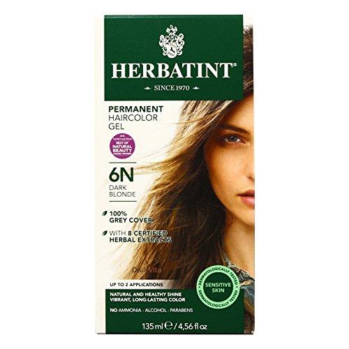 Hair Coloring - (6N) Dark Blonde, 4 oz (2 Pack)