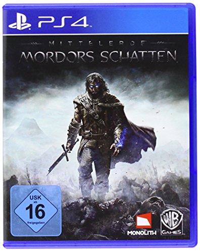 Mittelerde: Mordors Schatten - [PlayStation 4]