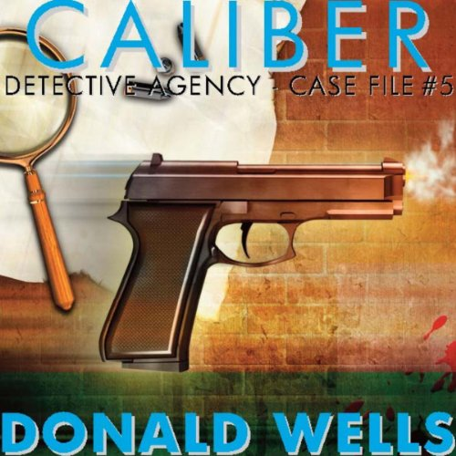 Caliber Detective Agency - Case File No. 5 cover art