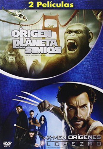 El Origen Del Planeta De Los Simios/ X-Men Origenes: Lobezno - Duo [DVD]