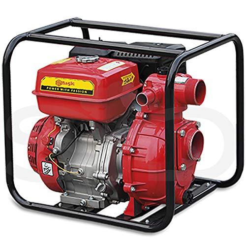 SYD Motobomba 4 Tiempos Alta presión y Gran caudal. 70m. 50.000L/h
