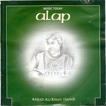 Alap - Amjad Ali Khan