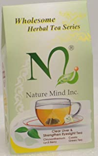 Nature Mind Clear Liver & Strengthen Eyesight Tea