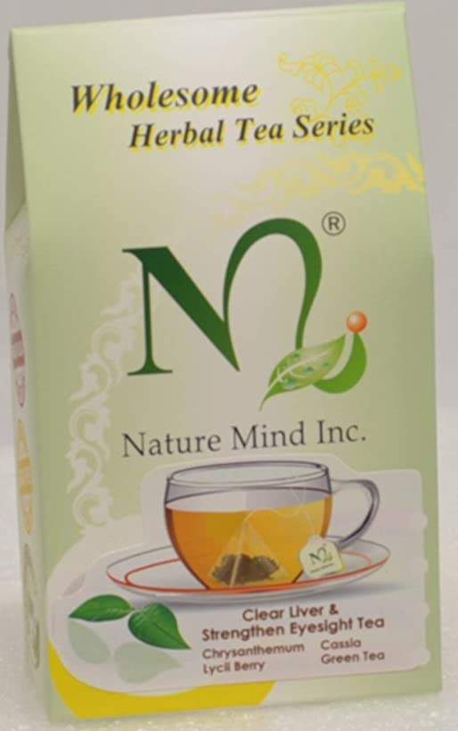 Nature Mind Clear Liver & Strengthen Eyesight Tea