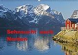 Sehnsucht nach Norden (Wandkalender 2019 DIN A2 quer): Norwegens und Islands faszinierende Sehnsuchtlandschaften werden im Wandel der Jahreszeiten ... (Monatskalender, 14 Seiten ) (CALVENDO Natur) - Reinhard Pantke