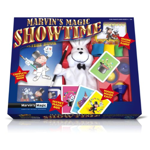 Marvin's Magic Showtime, Complete Magic Show With Amazing Performing...